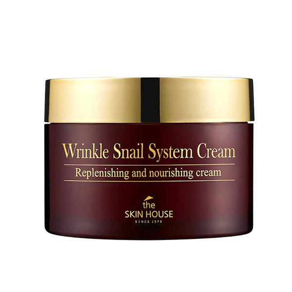 Фото  The Skin House Wrinkle Snail System Cream, 100ml
