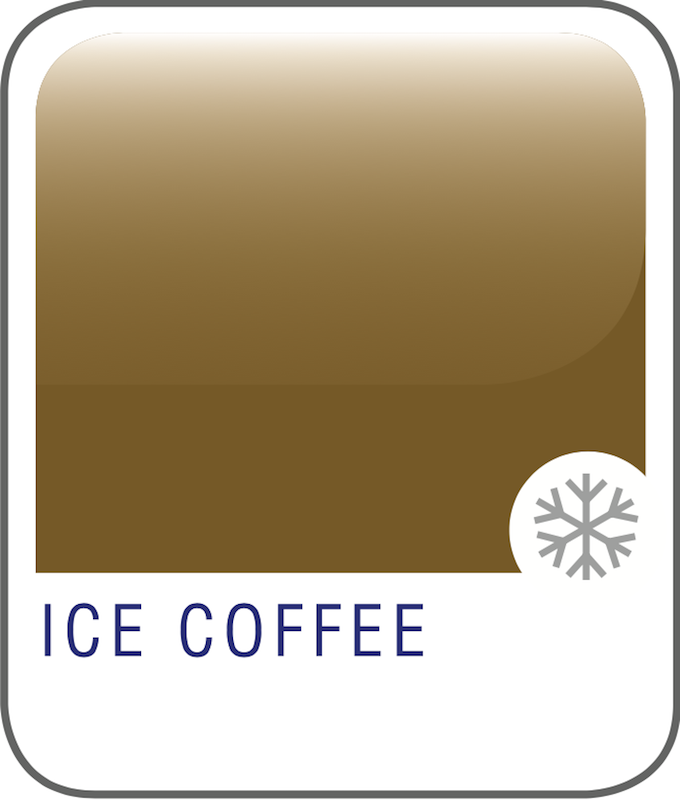 Пигмент Amiea Organic linе Ice Coffee 0202