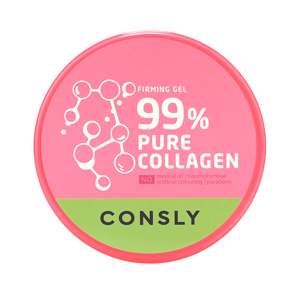 Фото  CONSLY Pure Collagen Firming Gel, 300ml