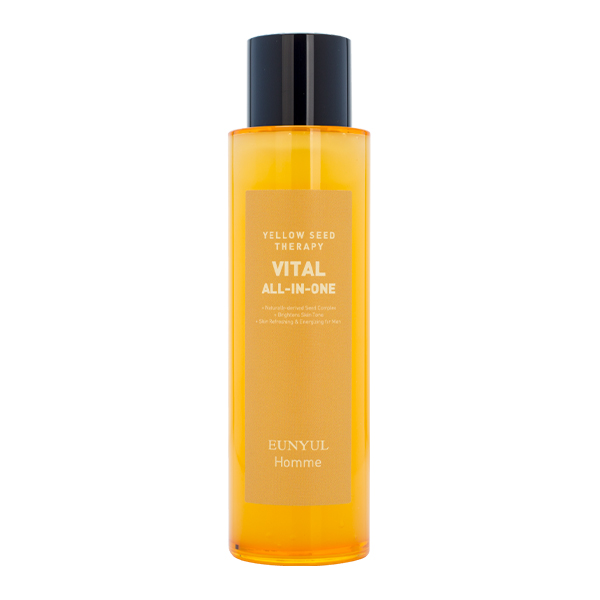 Фото  EUNYUL Yellow Seed Therapy Vital Homme All-In-One, 150ml