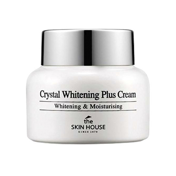 Фото  The Skin House Crystal Whitening Plus Cream, 50g