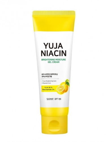 SOME BY MI Крем-гель для лица с экстрактом юдзу YUJA NIACIN BRIGHTENING MOISTURE GEL CREAM