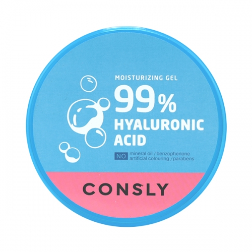 CONSLY Hyaluronic Acid Moisture Gel, 300ml