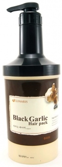 LUNARIS Black Garlic Hair Pack, 1000ml