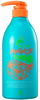 MIZON Шампунь с марокканским аргановым маслом Moroccan Treatment Shampoo
