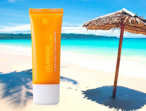 CELRANICO Super Perfect Daily Sunblock SPF50/Pa+++, 40ml