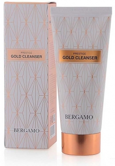 BERGAMO Prestige Gold Cleanser, 120ml